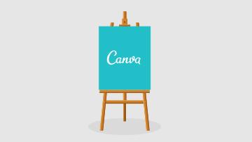visual content con canva