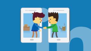 social selling linkediin