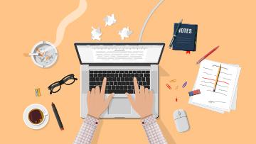 gestire copywriter freelance