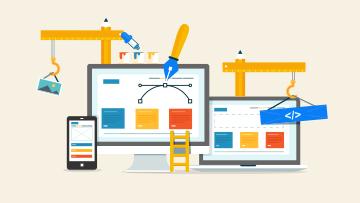 Visual Design per pagine web