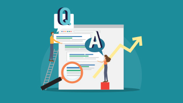 SEO question and answer